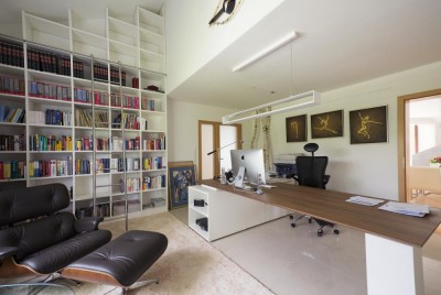 Exklusives Home Office