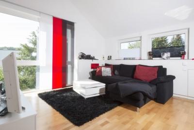 Jungenzimmer in Club-Farben (FCN)