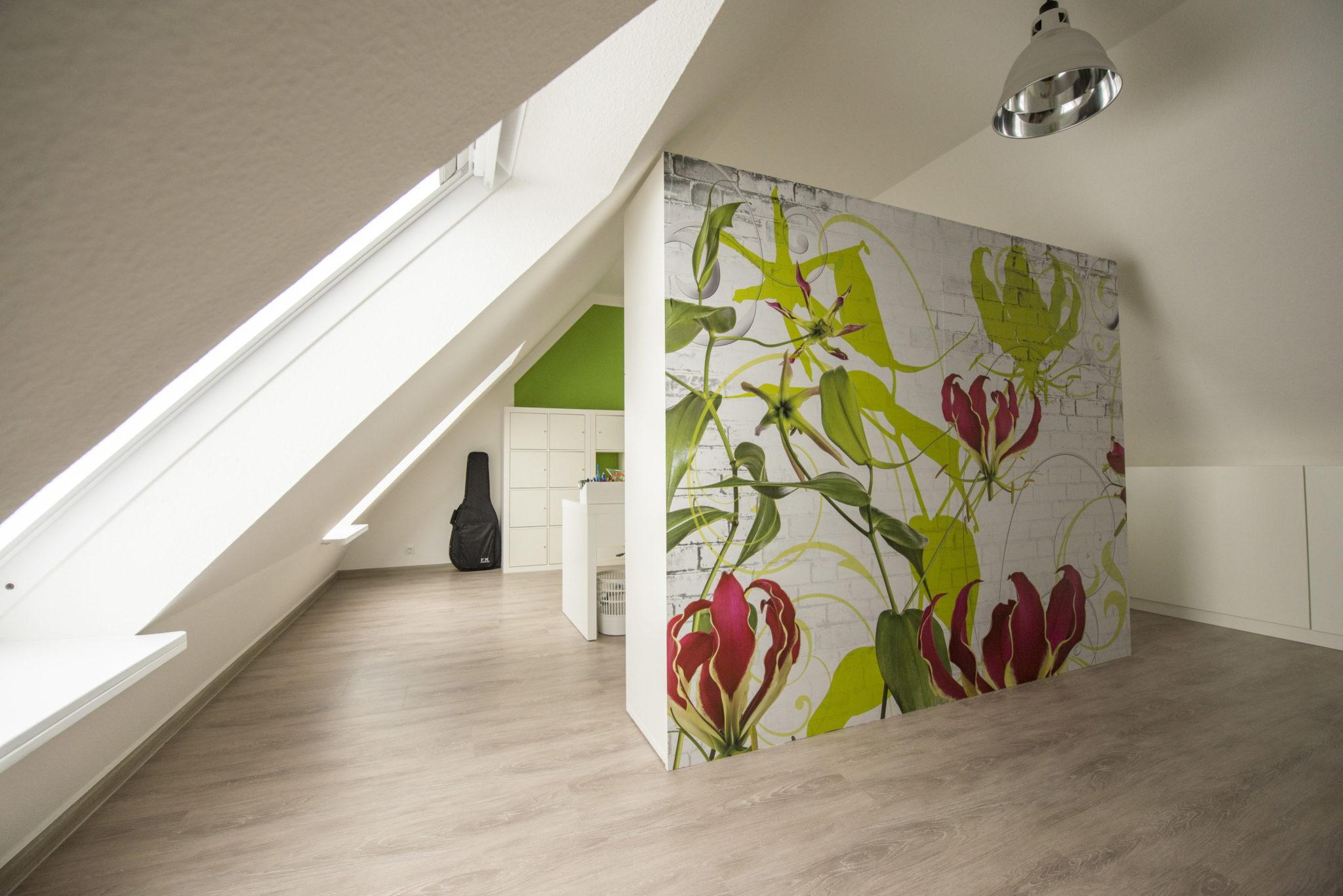 Ein Komplettumbau in Bildern - Einfamilienhaus im Raum Erlangen