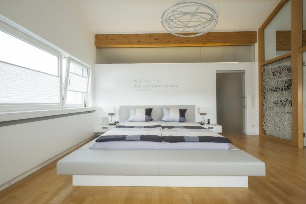Referenz Schlafzimmer mit Ankleide PRIVAT ...