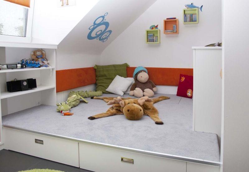 Kinderzimmer gestalten ritter