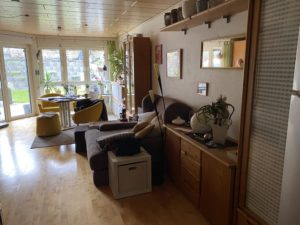 Raumgestaltung-Einzimmerwohnung